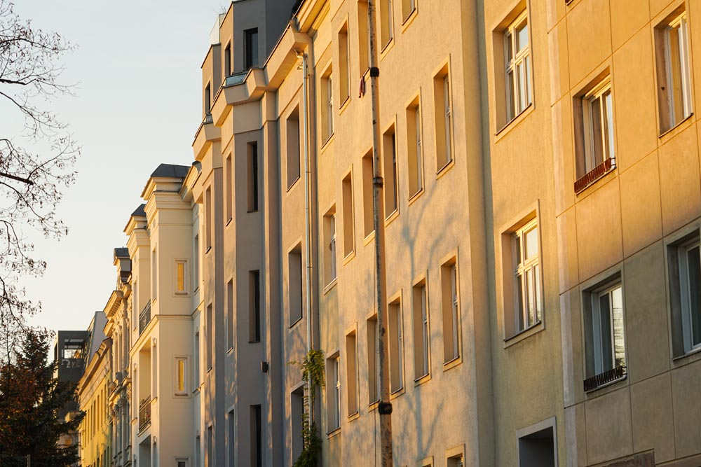 Building management of apartments in Vienna's 2nd District