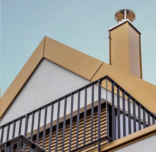 Balkon Einfamilienhaus
