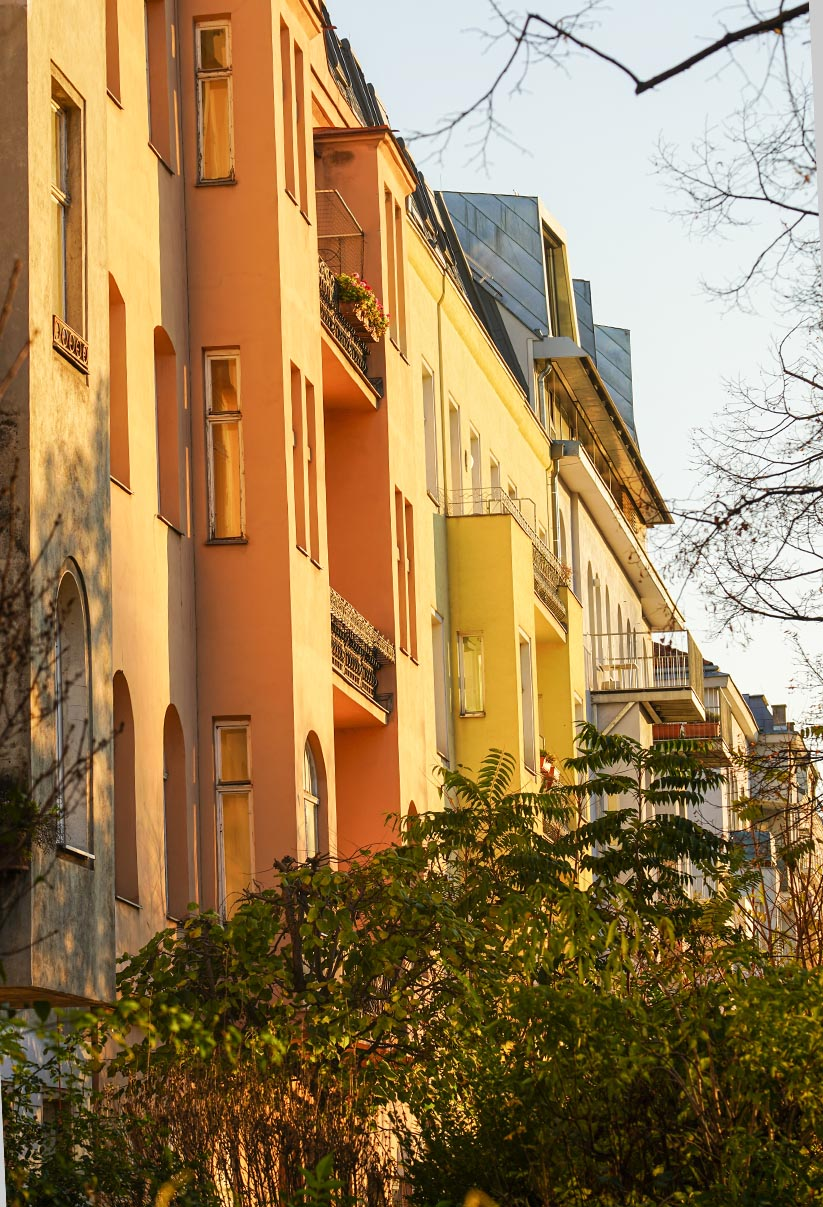 Owner-occupied flats in the 2nd district of Vienna